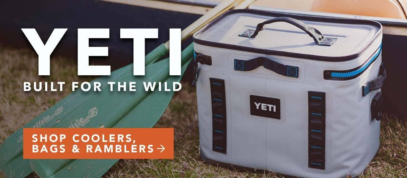 Yeti - Built for the Wild