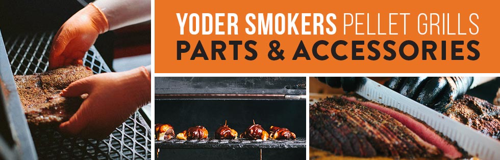 Yoder Smokers Pellet Grills Parts Accessories