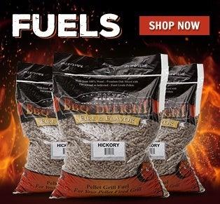 BBQ Fuels